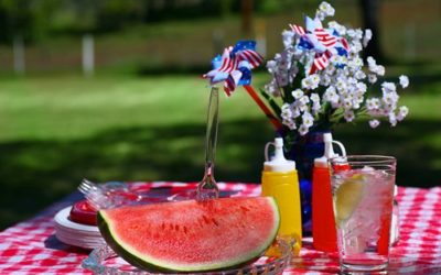 Quick Tips for a Safe Memorial Day!